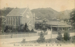 JAPON EGLISE DE SHIZUOKA - Other