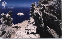 ASCENCION - Chipcard  -  Cable § Wireless  - Boatswain Bird Island - £5 - Ascension