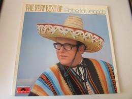 Roberto Delgado, The Very Best Of - Instrumental