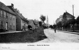 6 CPA De LE RUSSEY (Doubs) - 5 Ont Circulé.- Bon état. 6 Scan. - Altri Comuni