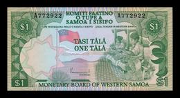 Samoa 1 Tala 1980 Pick 19 SC UNC - Samoa