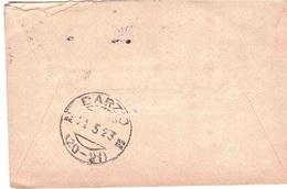ANNULLO BARZIO ( 20-21 ) - Storia Postale
