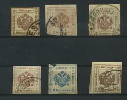 1878 Austria , Segnatasse Per Giornali - Giornali