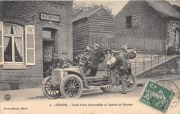 HIRSON - Visite D'une Automobile Au Bureau De Douane -TBE - Hirson