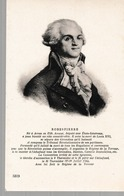 Celebrites  Histoire Robespierre - Personnages Historiques