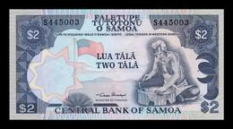 Samoa 2 Tala 1985 Pick 25 SC UNC - Samoa