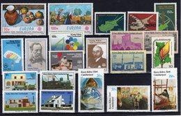 CHYPRE TURC Turkish Cyprus BEAU LOT Entre Années 1975 Et 1988 MNH ** A SAISIR - Cyprus (Turkey)