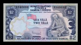 Samoa 2 Tala 1980 Pick 20 SC UNC - Samoa