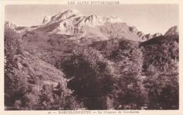 BARCELONNETTE  LE CHAPEAU DE GENDARME (dil445) - Barcelonnetta