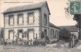 SAINT JEAN FROIDMENTEL - Ecole Communale - France