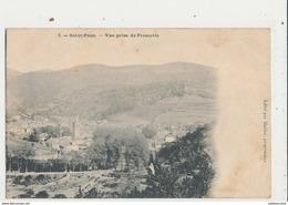 34 SAINT PONS VUE PRISE DE FRESCATIS - Saint-Pons-de-Thomières