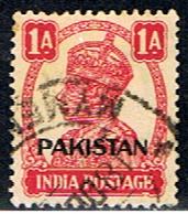 PAKISTAN 100 // YVERT 4 // 1947 - Pakistan