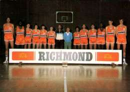 Sports > Basket-ball /  ROYAL ANDERLECHT  RICHMOND  . LOT  3076 - Pallacanestro