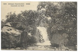 SOUDAN-Cascade De KATI...1907 - Sudan