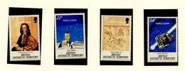 Antartique - Antarctika - Antarctica - Grande Bretagne 1986 Y&T N°152 à 155 - Michel N°132 à 155 *** - Comète De Halley - Territoire Antarctique Britannique  (BAT)