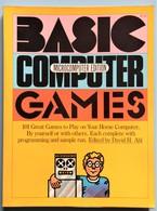 INFORMATIQUE JEUX PROGRAMMATION BASIC - Informatique/ IT/ Internet