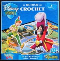 JEU DE SOCIETE - LE RETOUR DE CROCHET - Edition Tilsit 2004 - Autres