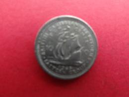 East Caraibes  10 Cents  1965  Km 5 - Territoires Britanniques Des Caraïbes
