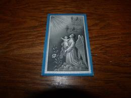 Souvenir Image Pieuse  Jemeppe Sur Sambre Solange Dricot Tamines 1915 - Décès
