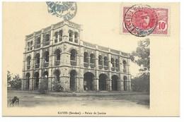 KAYES-Palais De Justice... 1911 - Sudan