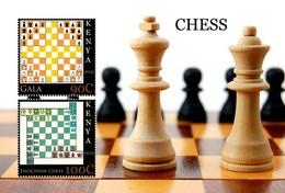 Jeu Stamр D'échecs - Chess