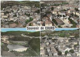 CPSM  Cours  Multivues - France