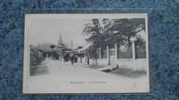 CPA -  MARTINIQUE - AU MORNE ROUGE - Cartes Postales
