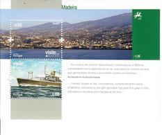 PORTOGALLO  MADEIRA 2012 - EUROPA - NAVE SANTA MARIA - FOGLIETTO MNH** - Madeira