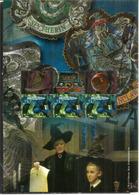 Slytherin | Harry Potter. Singapour. Nouveau Bloc-feuillet Neuf ** - Film