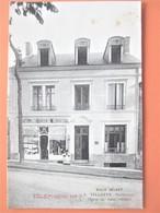 NERIS Les BAINS_VILLA SELECT Avenue Reignier_ A. VILLATTE Proprietaire, Telephone N° 7_belle Devanture Magasin MODE_1925 - Neris Les Bains