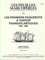 Les Premiers Paquebots à Vapeur Transatlantiques - - Philatélie Et Histoire Postale