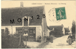 CERE (36)  MAISON MOREAU - LE BOURG - France