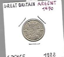 GEORGES V - 1902-1971: Postviktorianische Münzen