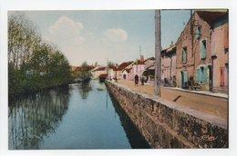 - CPA CONFLANS-SUR-LANTERNE (70) - Le Canal - Photo CIM - - France