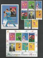 AZERBAIJAN -  MNH - Sport - Olympic Games - Nagano 1998 - Other