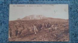 CPA -  545 - MARTINIQUE - LE SOMMET DU MONT- PELE - Cartes Postales