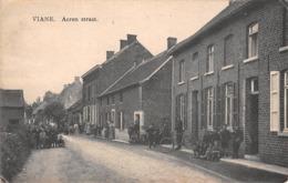 CPA -  Belgique,  VIANE, Acren Straat - Geraardsbergen