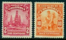 """-Columbia-1935-""""Oil Wells"""" Mint - Colombia"""