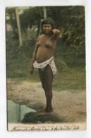 ABORIGENES INDIOS CHAMACOCOS POSTCARD POST CARD CHACO INDIGENAS 110120 - Argentina