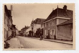 - CPSM CONFLANS-SUR-LANTERNE (70) - Rue Jules-Ferry (avec Personnages) - Photo CIM - - France