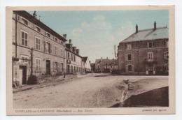 - CPA CONFLANS-SUR-LANTERNE (70) - Rue Thiers - Photo CIM - - France
