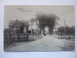 T36 Ansichtkaart Meppel - Brug Noordeinde - 1906 - Meppel