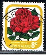 NOUVELLE ZÉLANDE 167 // YVERT 652 //  1975-79 - Used Stamps