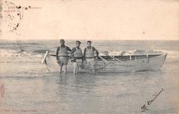 La Panne - Les Sauveteurs En 1905 - De Panne