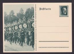 AK Propaganda / Festpostkarte Zum Reichsparteitag / Deutschland Erwachet   ..  ( E 765 ) - Militaria