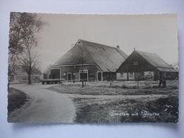 T36 Ansichtkaart Groeten Uit Deurze - 1957 - Niederlande