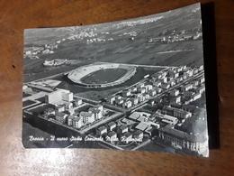 Cartolina Postale 1960, Brescia, Stadio Comunale Mario Rigamonti - Brescia