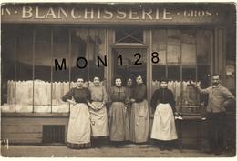 BLANCHISSERIE - FIN GROS - A LOCALISER - PHOTO CARTEGRAND FORMAT - A Identifier