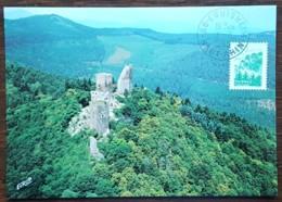 CM 1995 - YT N°2950 - REGIONS FRANCAISES / VOSGES - EGUISHEIM - Cartes-Maximum
