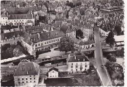 39 : DOLE : Vue Aérienne : La Grande Rue Et L'hopital - ( C.p.s.m. Photo. Véritable - Grand Format ) - Dole